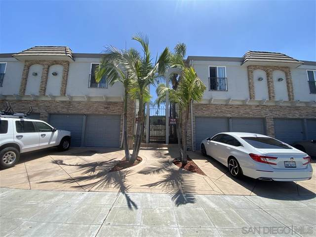 3677 41st Street #9, San Diego, CA 92105 (#200023409) :: Cay, Carly & Patrick | Keller Williams