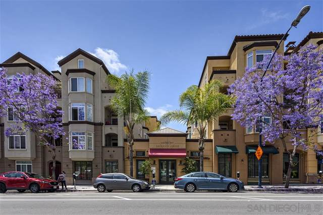 2400 5Th Ave #217, San Diego, CA 92101 (#200023454) :: Keller Williams - Triolo Realty Group
