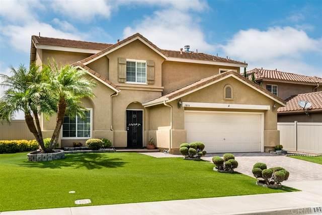1016 Cima Dr, San Marcos, CA 92078 (#200023471) :: Solis Team Real Estate