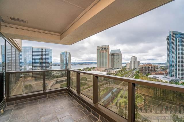 100 Harbor Dr #1804, San Diego, CA 92101 (#200023576) :: Neuman & Neuman Real Estate Inc.