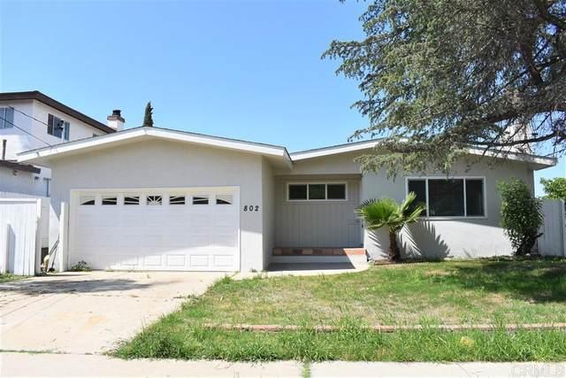 802 Laguna Ave, El Cajon, CA 92020 (#200023592) :: Neuman & Neuman Real Estate Inc.