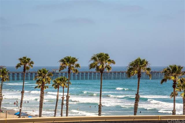 999 N Pacific St C311, Oceanside, CA 92054 (#200023604) :: Compass