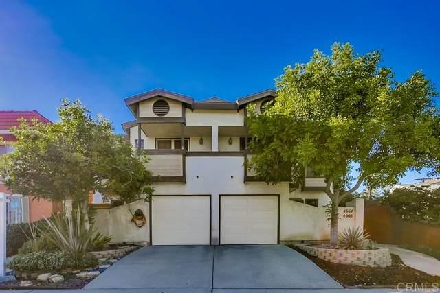 4662 Edgeware Rd., San Diego, CA 92116 (#200023647) :: Keller Williams - Triolo Realty Group