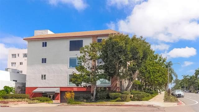 540 Hawthorn St 3C, San Diego, CA 92101 (#200023653) :: Neuman & Neuman Real Estate Inc.
