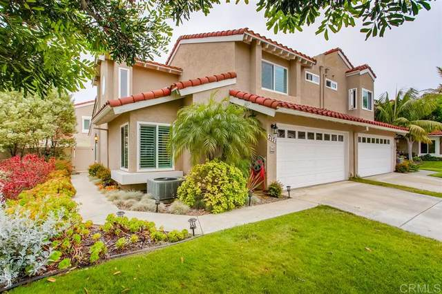 2171 Sea Village Circle, Cardiff By The Sea, CA 92007 (#200023679) :: Whissel Realty
