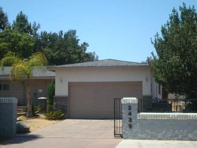 2439 Bernardo Avenue, Escondido, CA 92029 (#200023717) :: Neuman & Neuman Real Estate Inc.