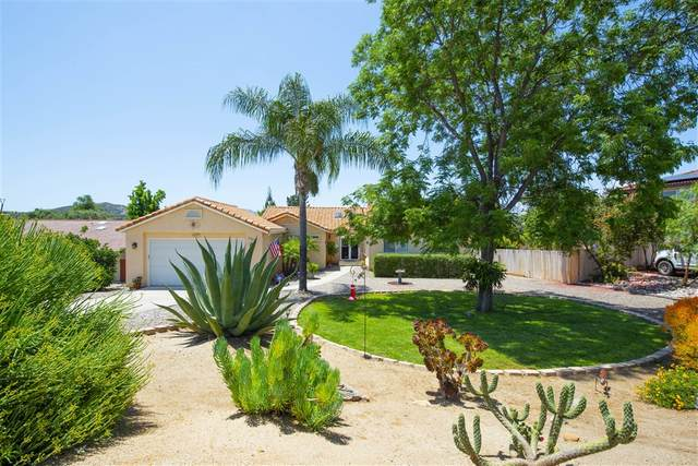 24235 Cerro Vista Way, Ramona, CA 92065 (#200023722) :: Neuman & Neuman Real Estate Inc.