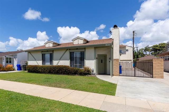1632 S Ditmar St, Oceanside, CA 92054 (#200023723) :: Neuman & Neuman Real Estate Inc.