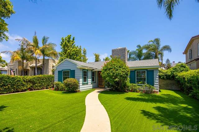 851-55 B Ave, Coronado, CA 92118 (#200023725) :: Neuman & Neuman Real Estate Inc.