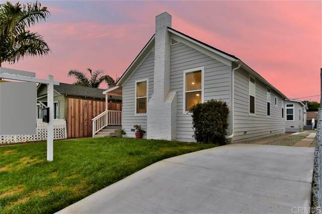 3426-28 Nile St, San Diego, CA 92104 (#200023752) :: Keller Williams - Triolo Realty Group