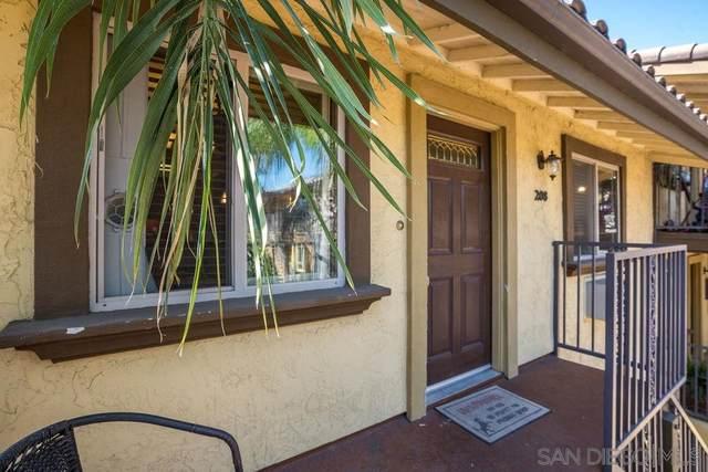 2744 B St #208, San Diego, CA 92102 (#200023753) :: Neuman & Neuman Real Estate Inc.