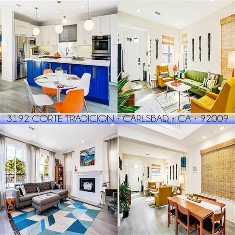 3192 Corte Tradicion, Carlsbad, CA 92009 (#200023792) :: Neuman & Neuman Real Estate Inc.
