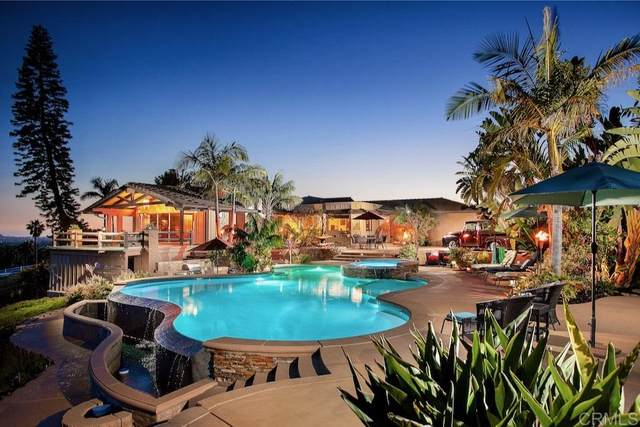 755 Hawks View Way, Fallbrook, CA 92028 (#200023806) :: Neuman & Neuman Real Estate Inc.