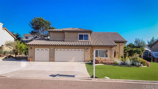479 Nila Ln, El Cajon, CA 92020 (#200023822) :: Neuman & Neuman Real Estate Inc.