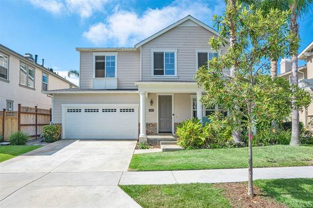 636 Sand Shell Ave, Carlsbad, CA 92011 (#200023825) :: Neuman & Neuman Real Estate Inc.