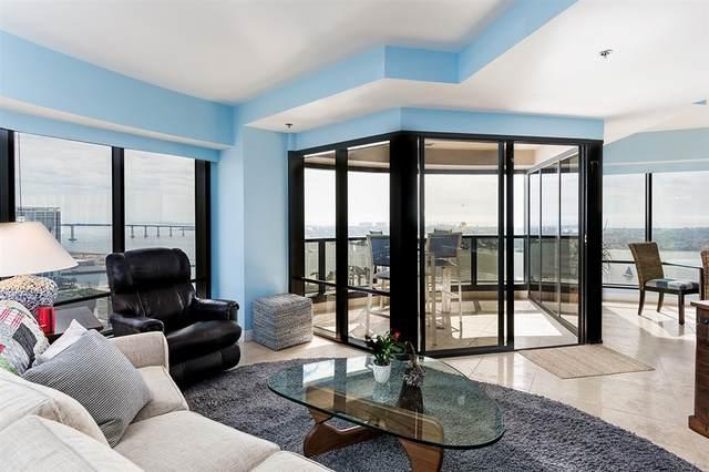 200 Harbor Drive #3302, San Diego, CA 92101 (#200023831) :: Neuman & Neuman Real Estate Inc.