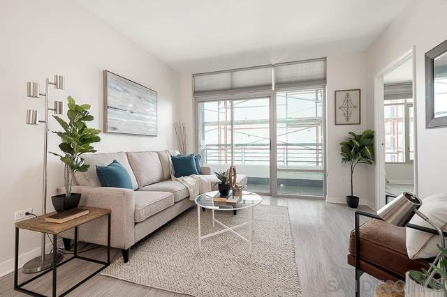 425 W Beech Street #1252, San Diego, CA 92101 (#200023838) :: Neuman & Neuman Real Estate Inc.