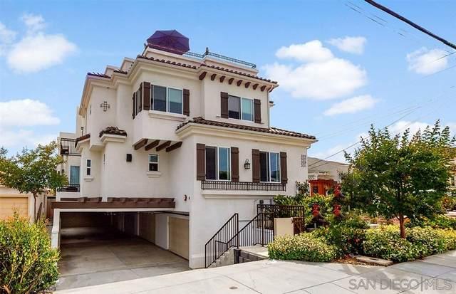 3129 Keats Street, San Diego, CA 92106 (#200023839) :: Neuman & Neuman Real Estate Inc.