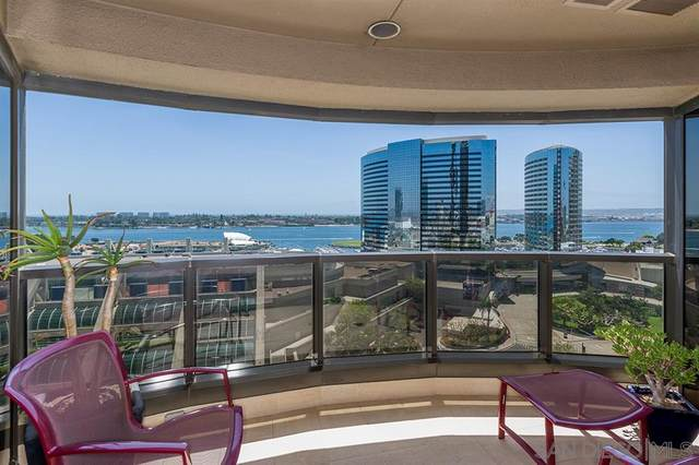 100 Harbor Drive #1605, San Diego, CA 92101 (#200023889) :: Keller Williams - Triolo Realty Group