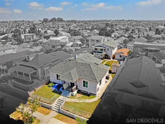 2136-38 Harrison Ave, San Diego, CA 92113 (#200023955) :: Neuman & Neuman Real Estate Inc.