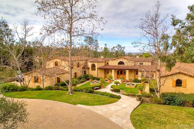 5168 Linea Del Cielo, Rancho Santa Fe, CA 92067 (#200023987) :: Keller Williams - Triolo Realty Group