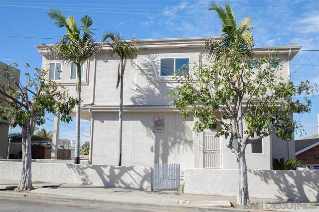 2030 Froude St, San Diego, CA 92107 (#200023990) :: The Stein Group