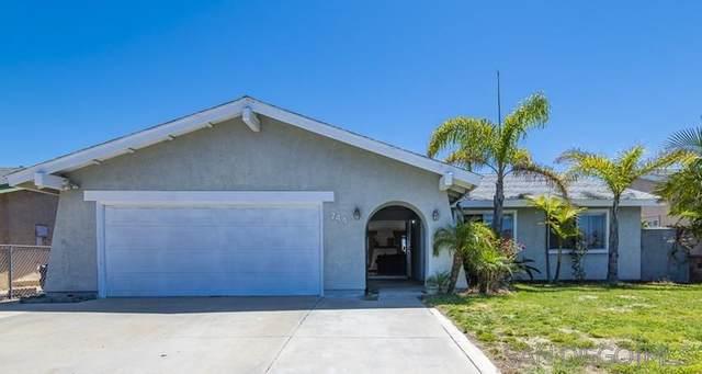 744 Sugar Pine St, Oceanside, CA 92058 (#200024026) :: Keller Williams - Triolo Realty Group
