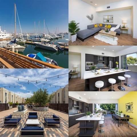 2820 Carleton Street #6, San Diego, CA 92106 (#200024037) :: Neuman & Neuman Real Estate Inc.