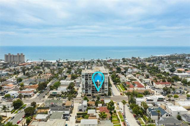 4944 Cass St #207, San Diego, CA 92109 (#200024094) :: Whissel Realty