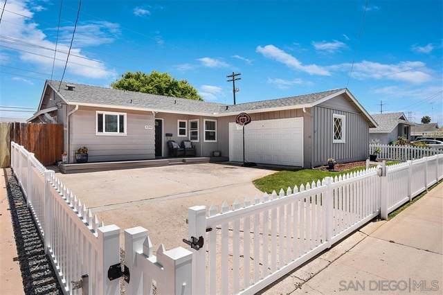 4343 Mount Castle Ave, San Diego, CA 92117 (#200024127) :: Neuman & Neuman Real Estate Inc.