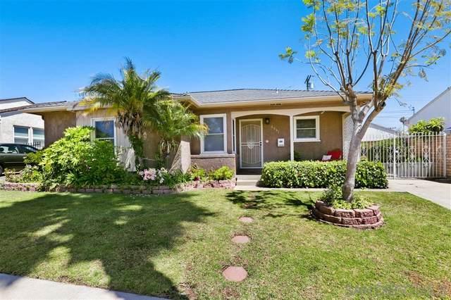 6551 51st St, San Diego, CA 92120 (#200024225) :: Keller Williams - Triolo Realty Group