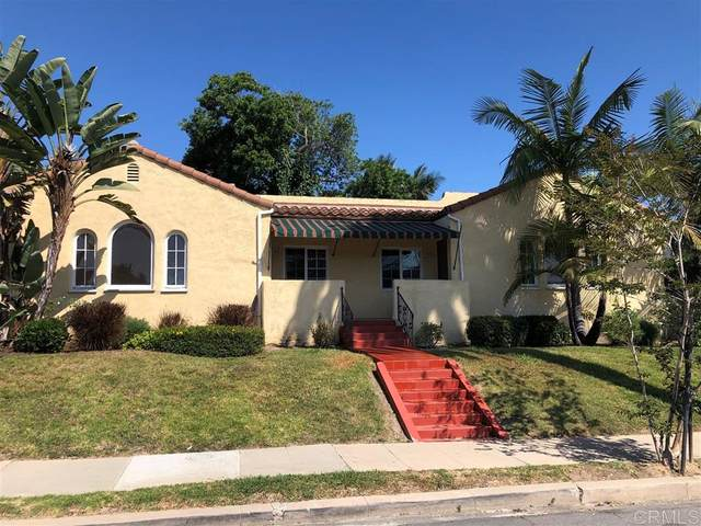 1980-82 Chatsworth Blvd, Point Loma, CA 92106 (#200024258) :: The Stein Group