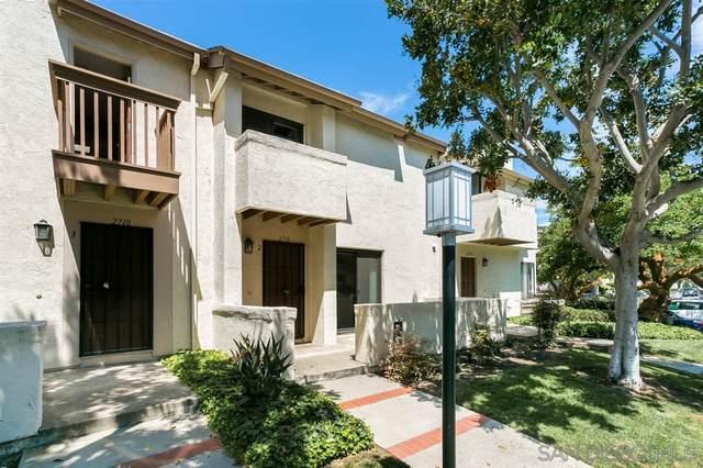 2710 Ariane Dr #2, San Diego, CA 92117 (#200024335) :: Neuman & Neuman Real Estate Inc.