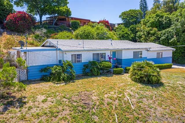 843 Garfield Ave, El Cajon, CA 92020 (#200024342) :: Dannecker & Associates