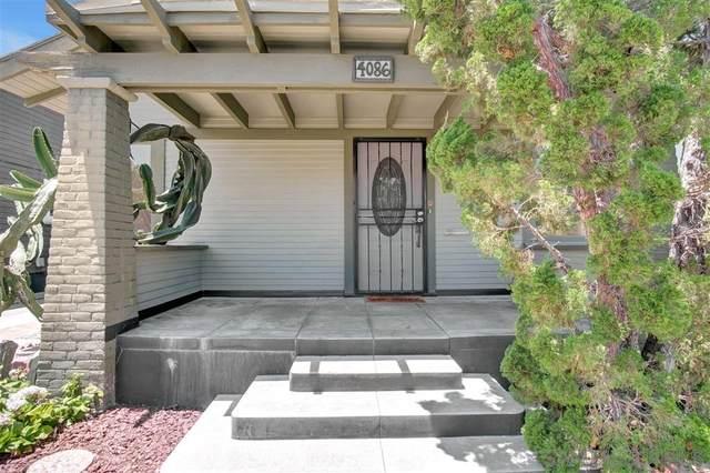 4086 Ibis St, San Diego, CA 92103 (#200024345) :: The Stein Group