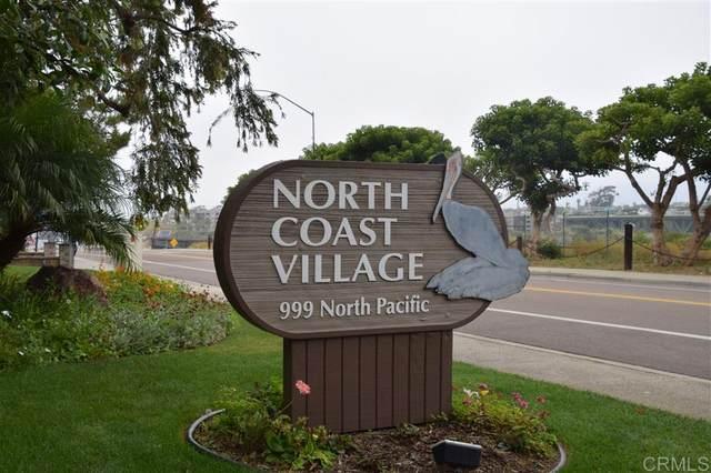 999 N Pacific St F 109, Oceanside, CA 92054 (#200024354) :: Keller Williams - Triolo Realty Group