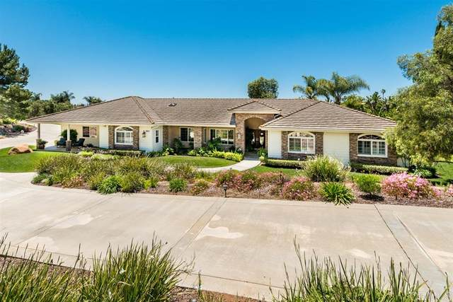 2821 Toulouse Ln., Fallbrook, CA 92028 (#200024390) :: The Marelly Group | Compass