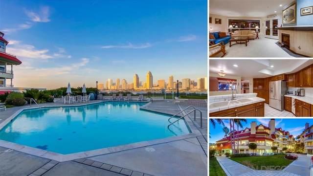 1099 1st Street #202, Coronado, CA 92118 (#200024402) :: SunLux Real Estate
