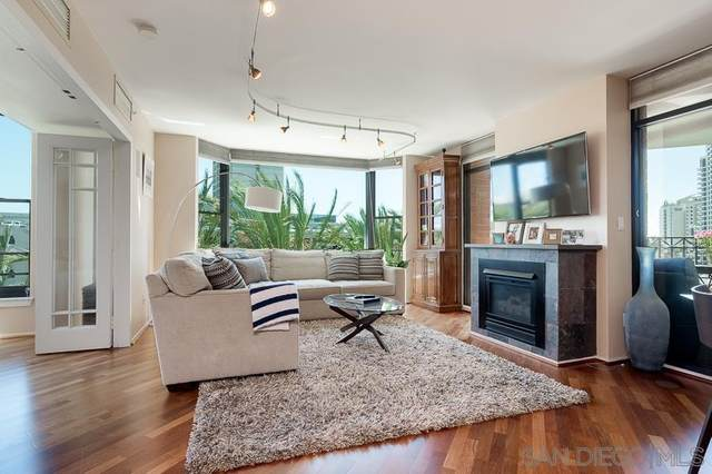 500 W Harbor Drive #522, San Diego, CA 92101 (#200024463) :: Neuman & Neuman Real Estate Inc.