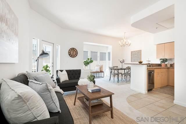 655 Columbia Street #406, San Diego, CA 92101 (#200024493) :: Neuman & Neuman Real Estate Inc.