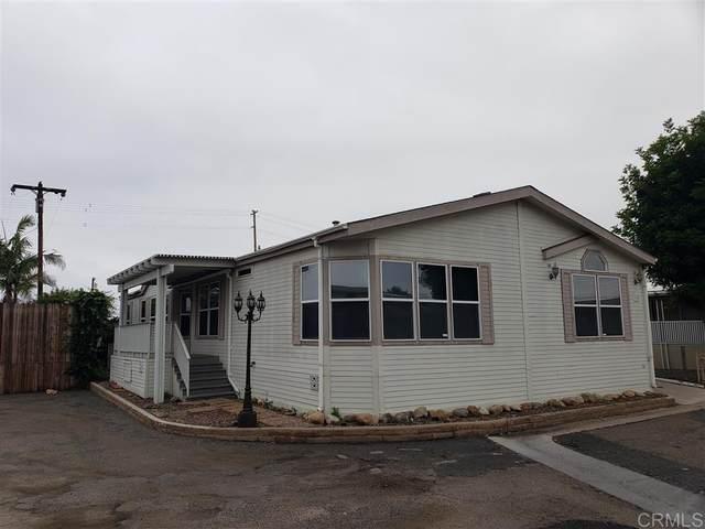 121 Orange Ave Spc 18, Chula Vista, CA 91911 (#200024549) :: Keller Williams - Triolo Realty Group