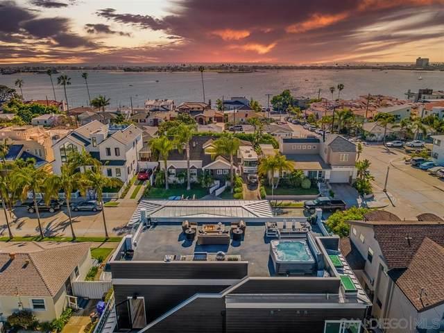 3657 Bayonne Dr, San Diego, CA 92109 (#200024564) :: Neuman & Neuman Real Estate Inc.