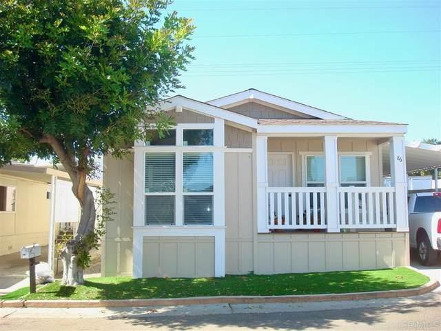 121 Orange Ave #86, Chula Vista, CA 91911 (#200024591) :: Keller Williams - Triolo Realty Group
