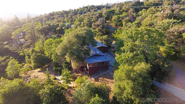 2194 Whispering Pines Dr, Julian, CA 92036 (#200024636) :: Whissel Realty