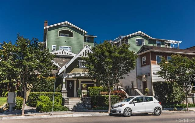 3819 1st Ave #311, San Diego, CA 92103 (#200024655) :: Wannebo Real Estate Group