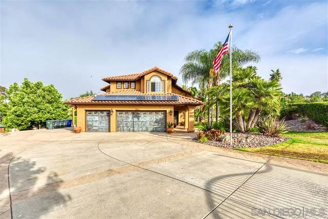 2538 Shooting Star Pl, Alpine, CA 91901 (#200024656) :: Wannebo Real Estate Group
