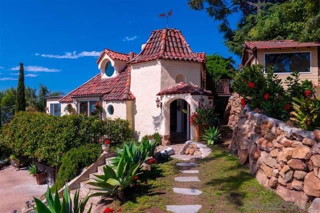 4890 Mount Helix Dr., La Mesa, CA 91941 (#200024760) :: Keller Williams - Triolo Realty Group