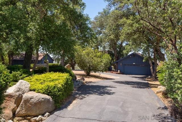 1546 Oakforest Rd, Santa Ysabel, CA 92070 (#200024849) :: Neuman & Neuman Real Estate Inc.