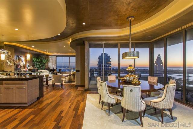 700 Front St #2501, San Diego, CA 92101 (#200024853) :: SD Luxe Group
