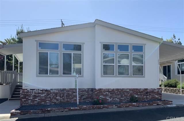 525 W El Norte Pkwy #111, Escondido, CA 92026 (#200024894) :: Neuman & Neuman Real Estate Inc.